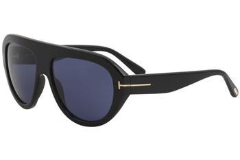 b622105ead Tom Ford Men s Felix-02 TF589 TF 589 Fashion Pilot Sunglasses
