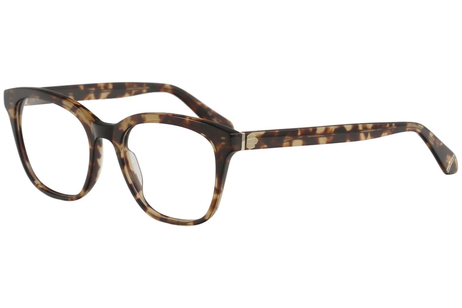 Image of Zac Posen Women's Eyeglasses Beshka Full Rim Optical Frame - Tortoise   TO - Lens 51 Bridge 18 Temple 140mm