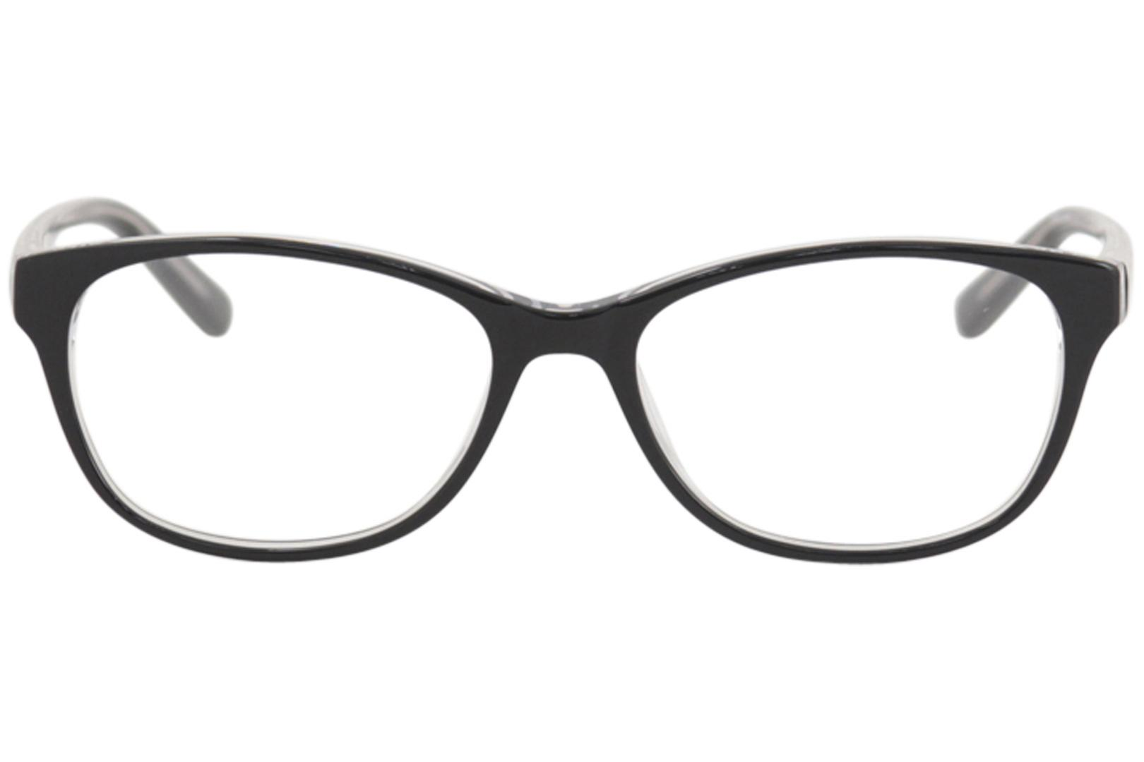 e6b17d24b7c Bebe Women s Sparkle Eyeglasses BB5123 BB 5123 Full Rim Optical Frame by  Bebe. 12345