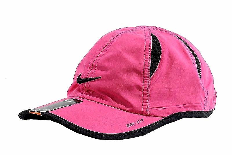 Nike Toddler Girl s Embroidered Swoosh Logo Dri-Fit Baseball Cap 2 4T 665dbdd9413