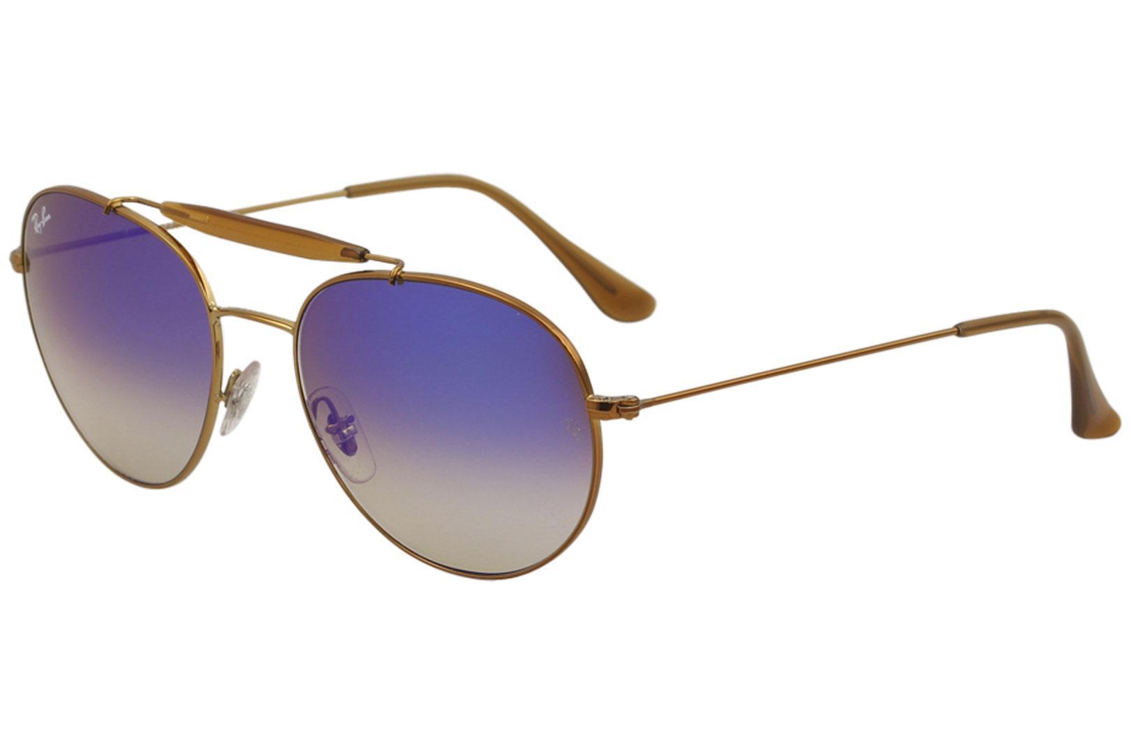 efc9658d3b5 Ray Ban Men s RB3540 RB 3540 RayBan Fashion Pilot Sunglasses