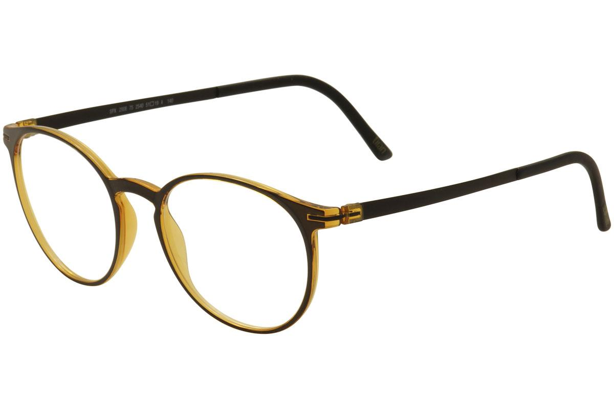 56923cd84f8 Silhouette Eyeglasses Titan Accent Fullrim 2906 Optical Frame by Silhouette