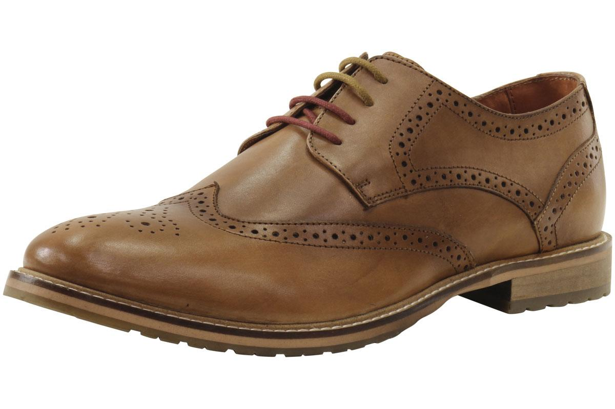 Ben Sherman Men's Fashion Oxfords Bennet Shoes