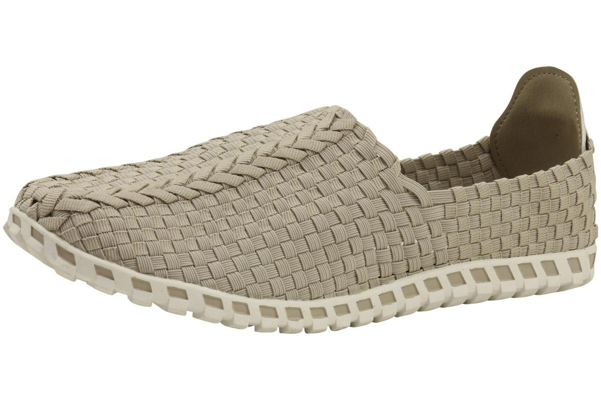 Image of Island Surf Men's 11308 Marco Fashion Slip On Boat Shoes - Beige - 9