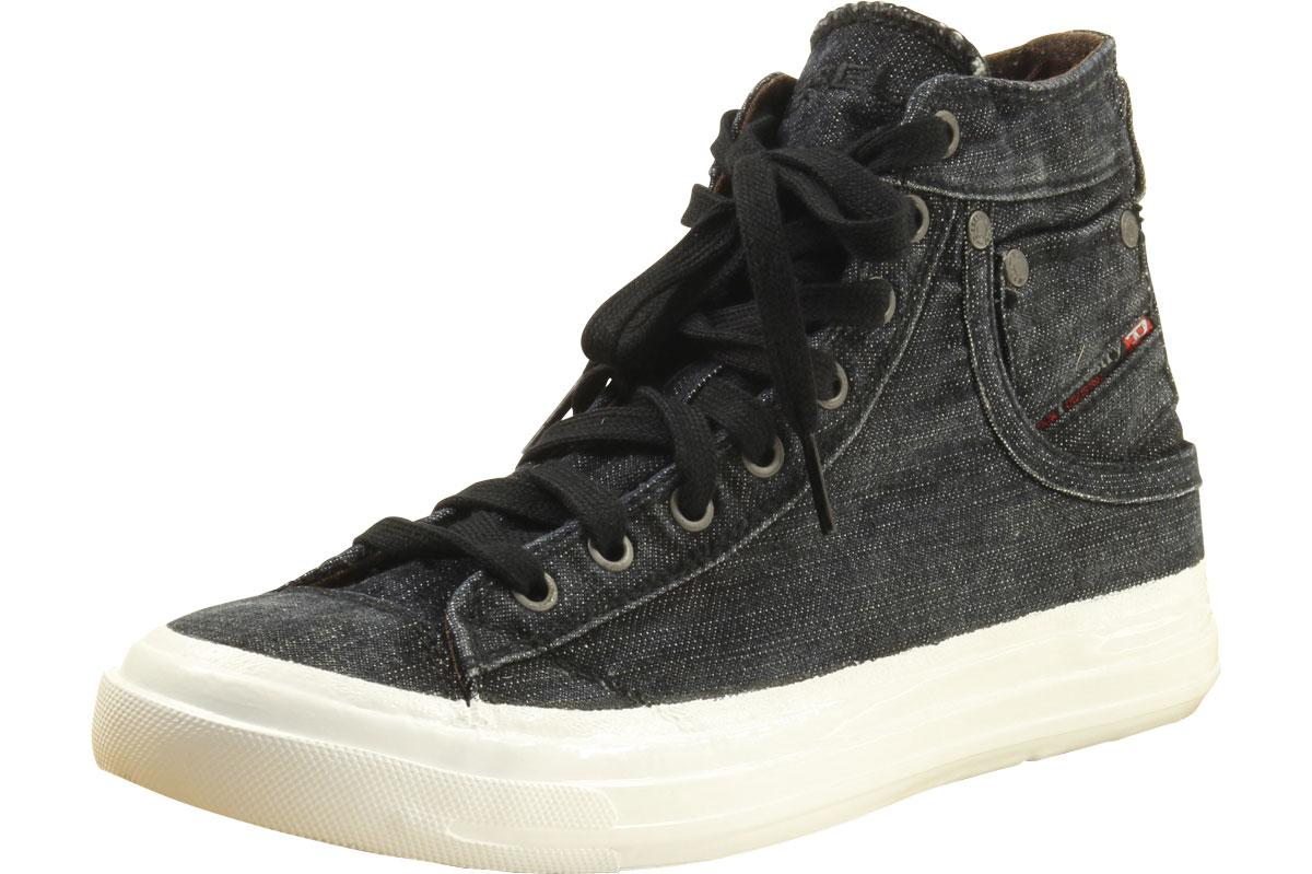 Diesel Men's Exposure I Fashion High Top Sneaker Shoes  UPC: