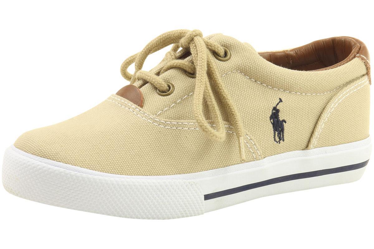 Vaughn Sneaker Shoes Fashion Polo Canvas Lauren Boy's Ralph trCxsdhQ