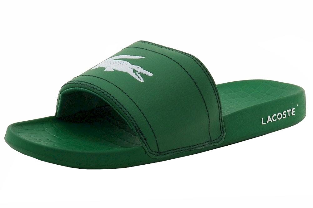 Lacoste Men's Fraisier Slides Sandals Shoes