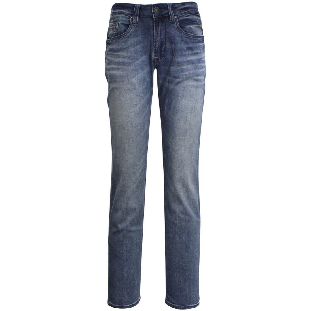 Buffalo By David Bitton Men's Six-X Straight Super Stretch Jeans