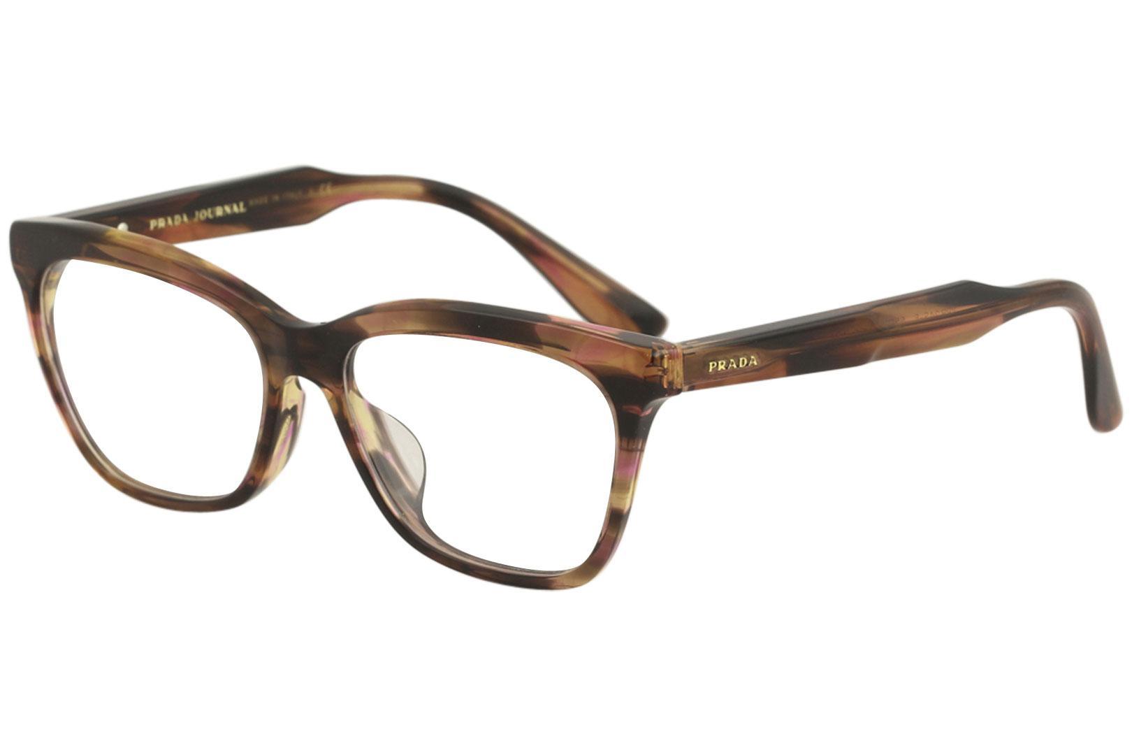 d1c41a02457 Prada Women s Eyeglasses VPR24SF VPR 24 SF Full Rim Optical Frame