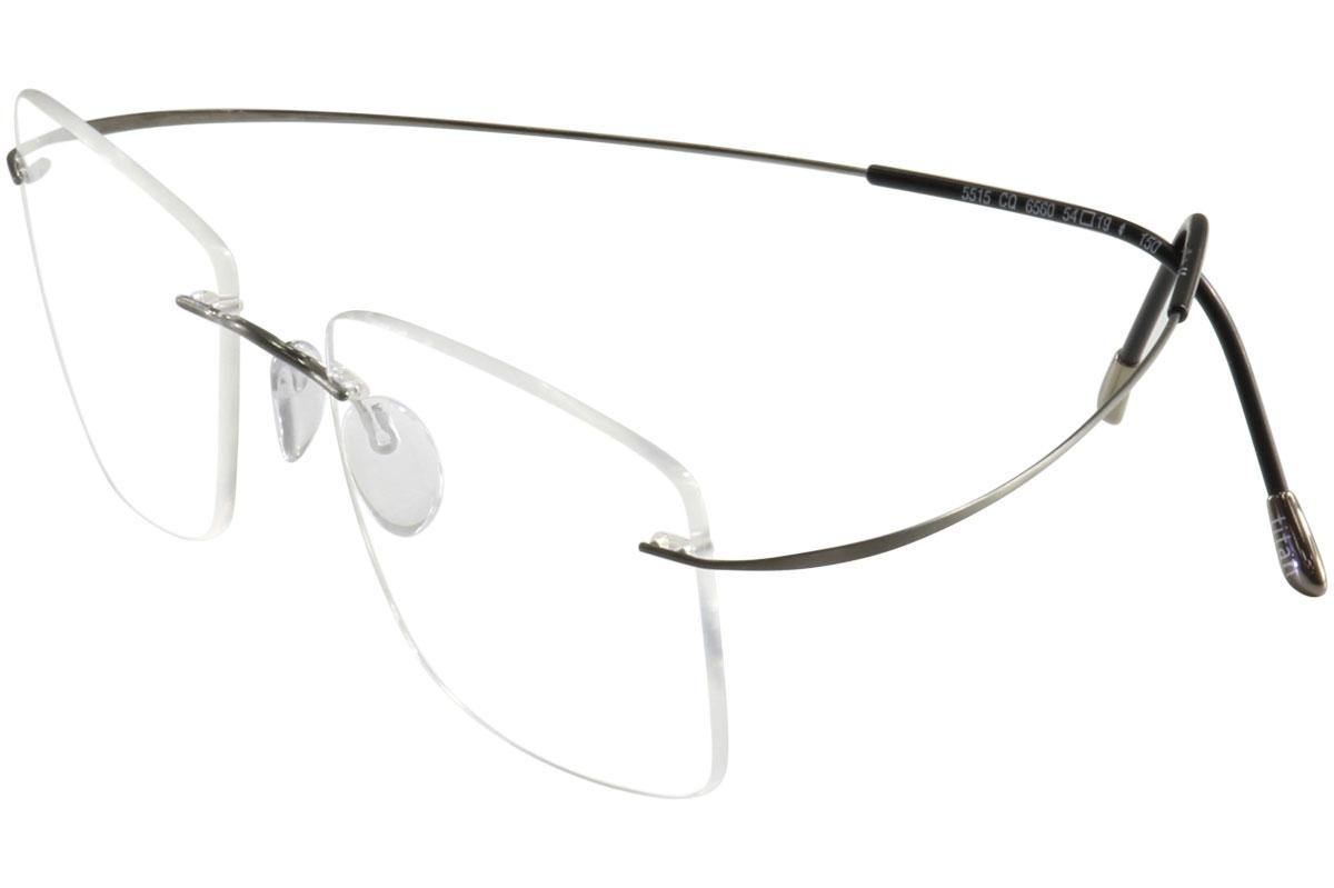 261c711b47d Silhouette Eyeglasses TMA Must Collection Chassis 5515 6560 Optical ...