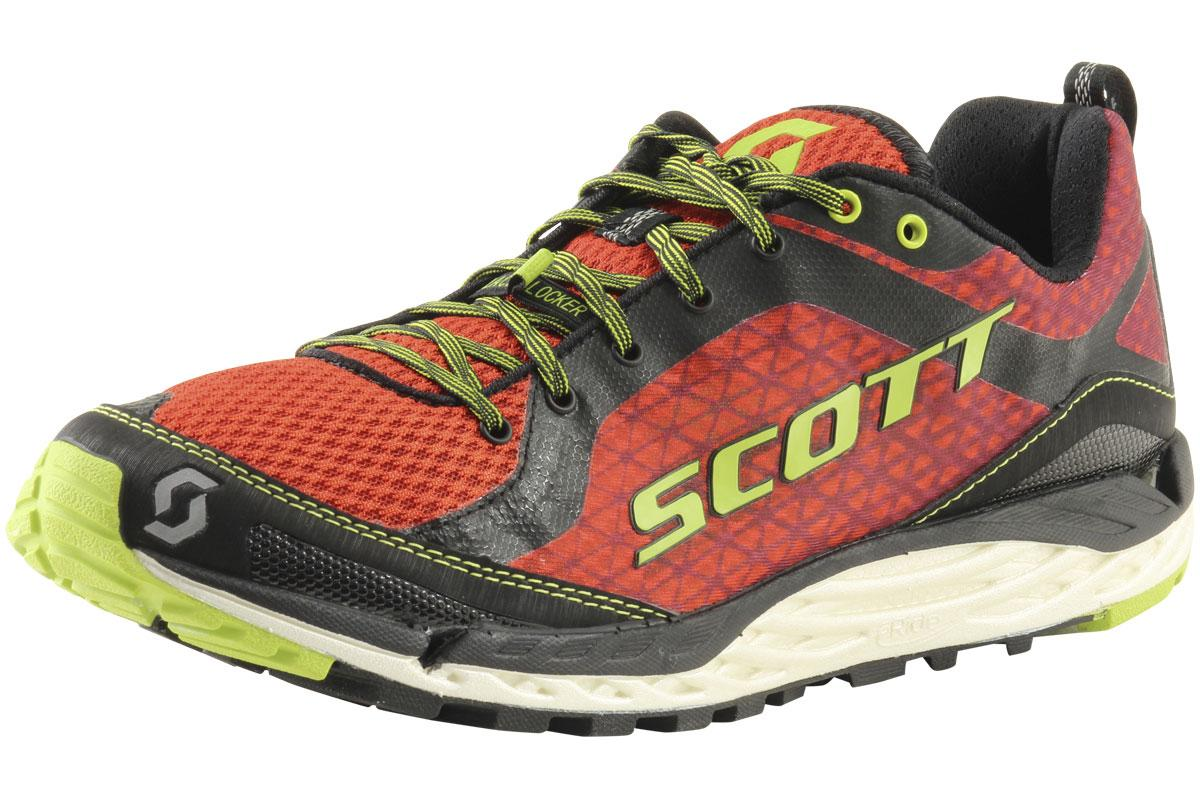 Image of Scott Men's T2 Kinabalu 2.0 Sneaker Trail Shoes - Red - 11.5