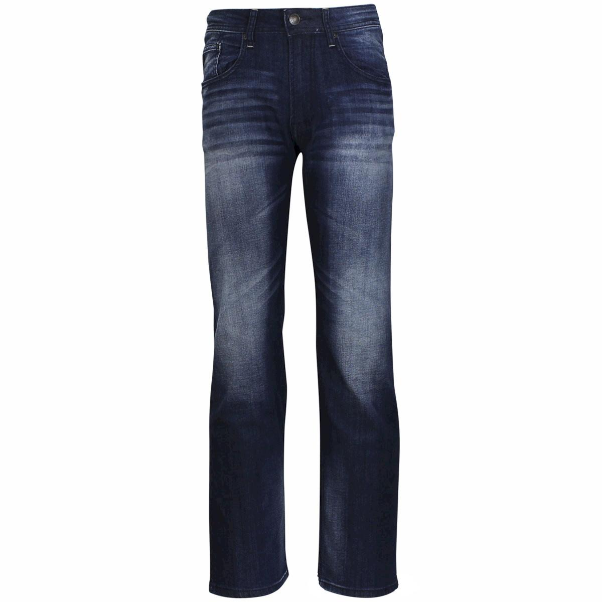Buffalo By David Bitton Men's Driven-X Straight Stretch Five-Pocket Jeans
