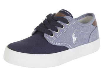 Polo Ralph Lauren Little/Big Boy's Luwes Sneakers Shoes