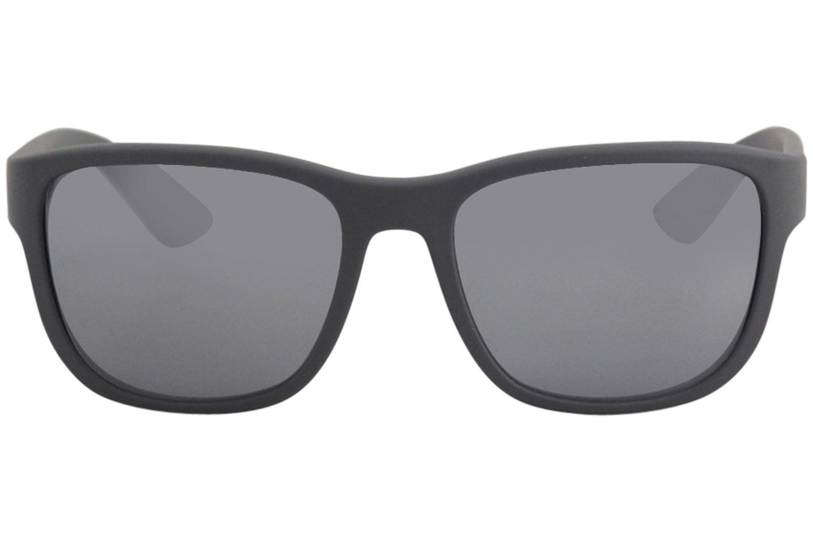 4f7fdbb56e5a Prada Men s Linea Rossa SPS01U SPS 01 U Fashion Square Sunglasses by Prada