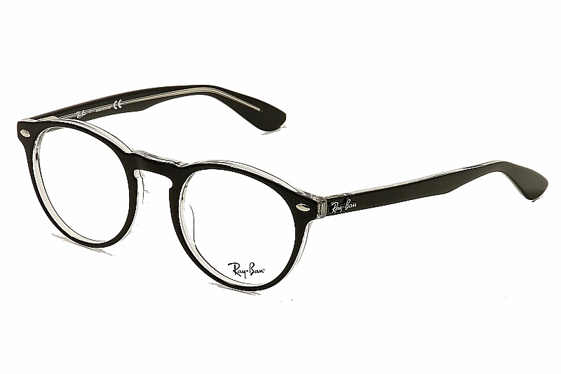 ray ban eyeglasses rb5283 5283 rayban full rim round optical frame health beautyvision careeyeglass frames
