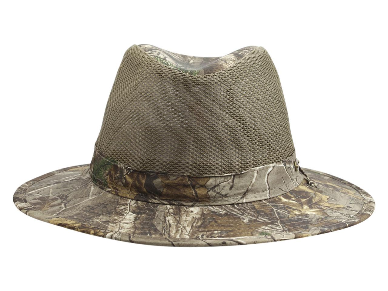 5e93f2d017d Stetson Men s Realtree Xtra No Fly Zone Insect Repellent Safari Hat by  Stetson. 1234