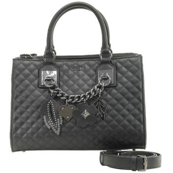 Guess Women's Stassie Society Satchel Handbag UPC: