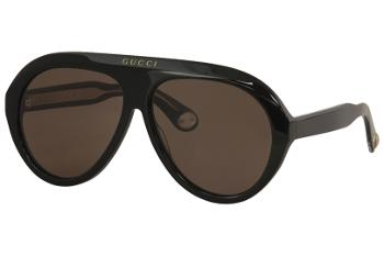 Gucci Women's Seasonal-Icon GG0479S GG/0479/S Fashion Pilot Sunglasses
