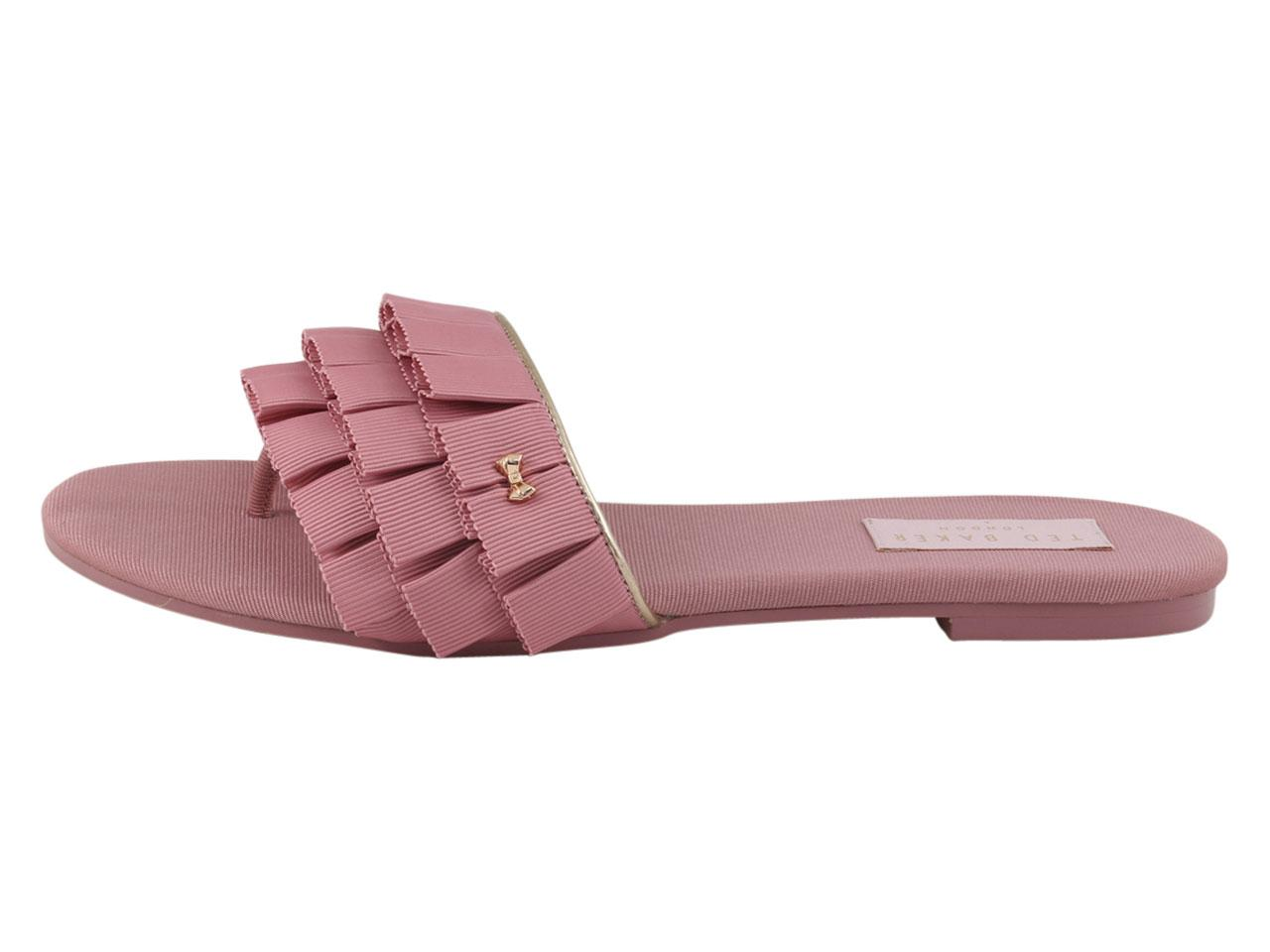 4a5c95aae00f2c Ted Baker Women s Towdi Slides Sandals Shoes
