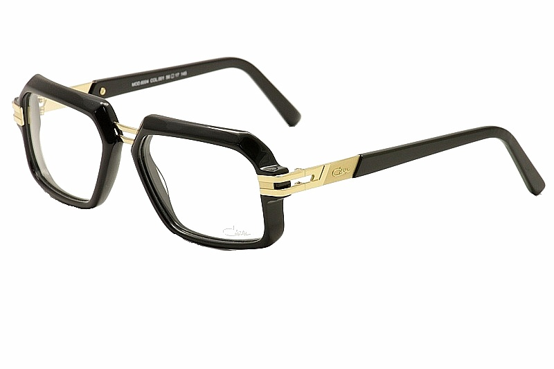 Cazal Eyeglasses 6004 Rectangular Full Rim Optical Frame