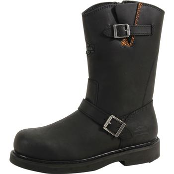 Harley Davidson Men's Jason Steel Toe Boots Shoes