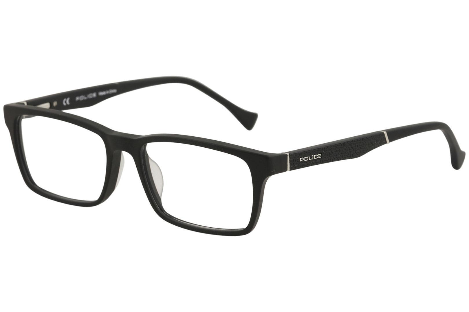 cc65dbd5fb08 Police Men's Eyeglasses Close Up 5 VPL055 VPL/055 Full Rim Optical Frame by  Police