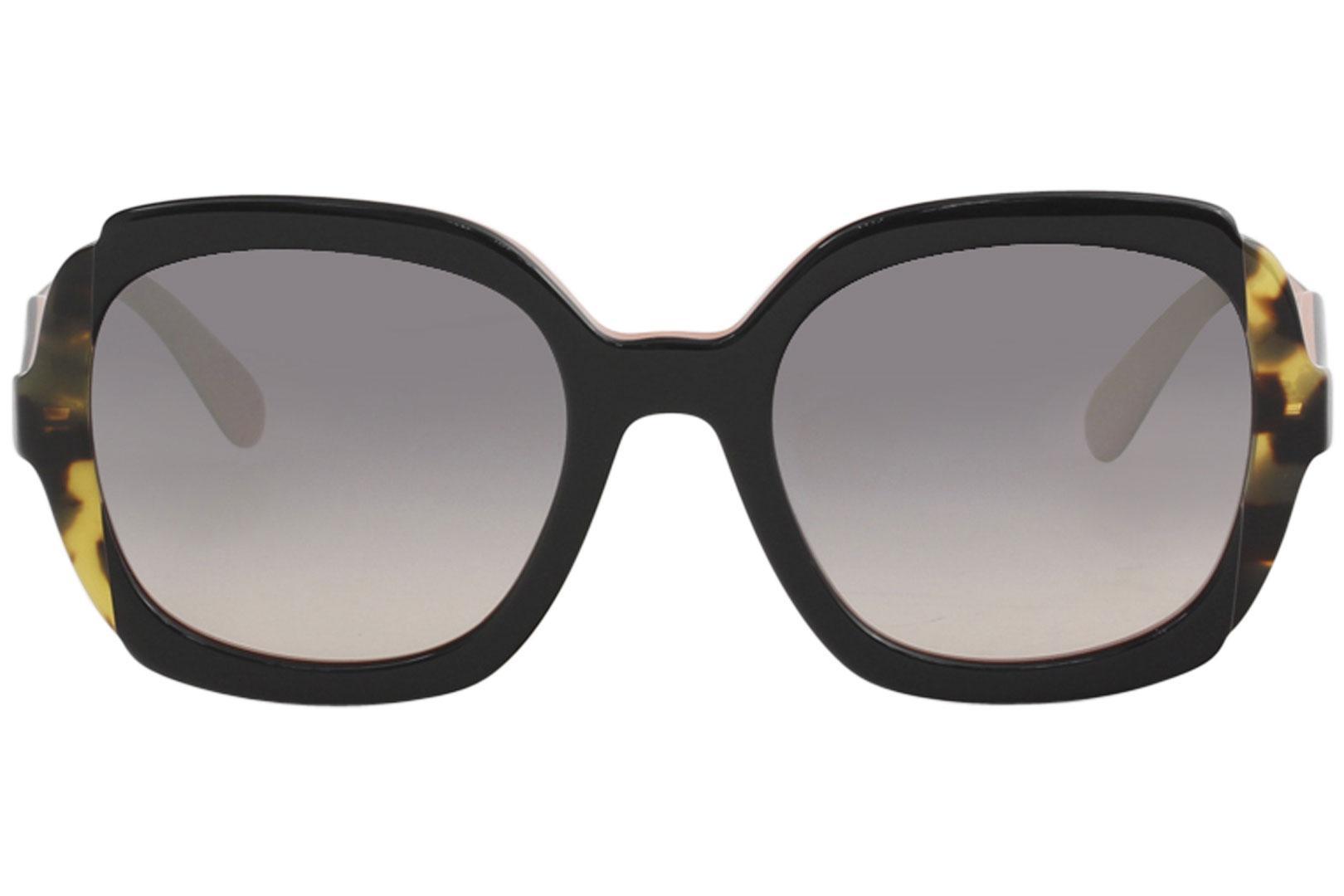 0dd68fb99379d Prada Women s SPR16U SPR 16U Fashion Square Sunglasses by Prada