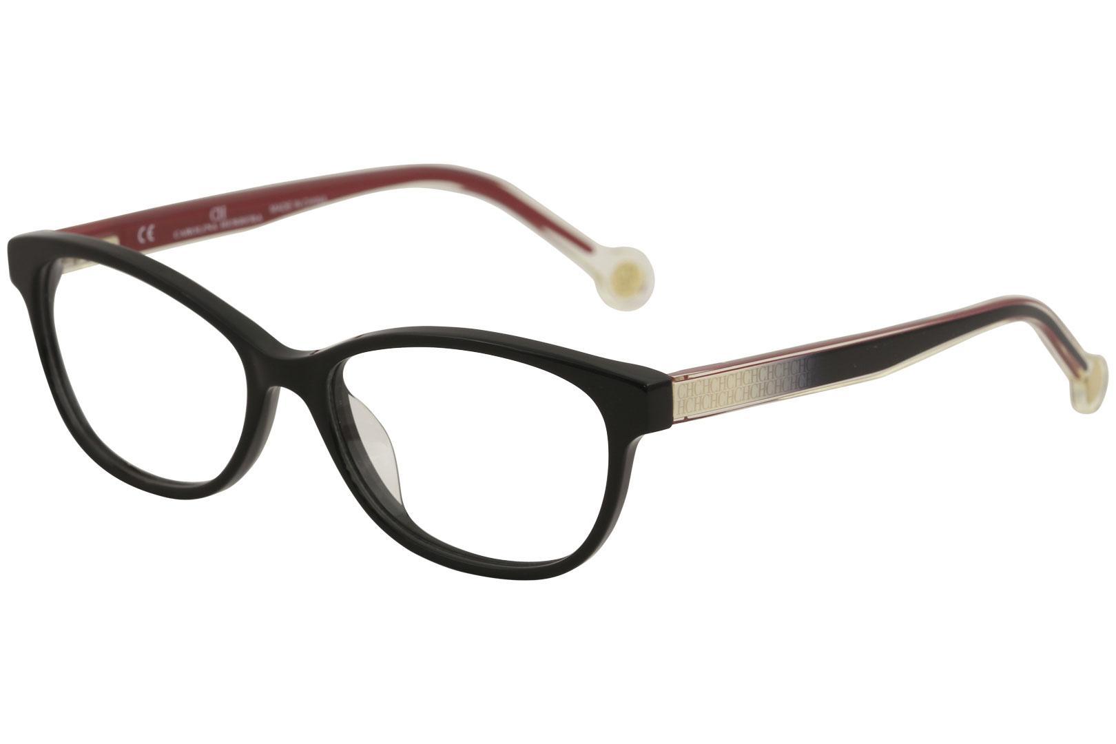 5d18cdabb4 CH Carolina Herrera Women s Eyeglasses VHE726K VHE 726 K Full Rim ...