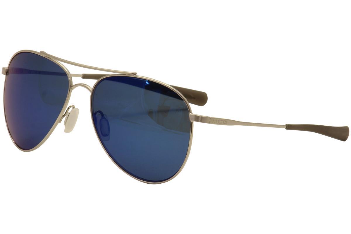 650414fb0b Costa Del Mar Men s Cook Pilot Polarized Sunglasses
