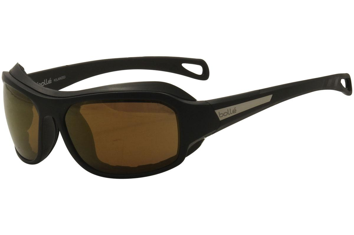 f5915c77ec Matte Black Inland Gold Polarized Lens - 12250