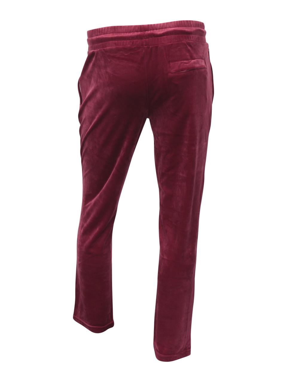 c8a0111ebca Fila Men's Cyrus Velour Track Pants