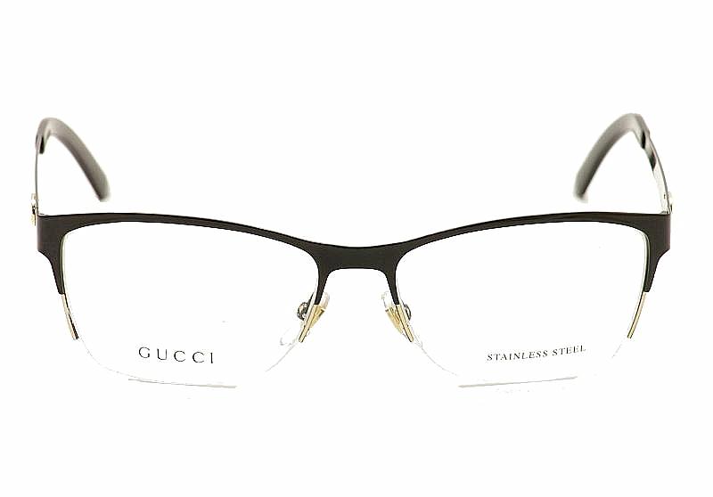 Semi Rimless Glasses 5lx0