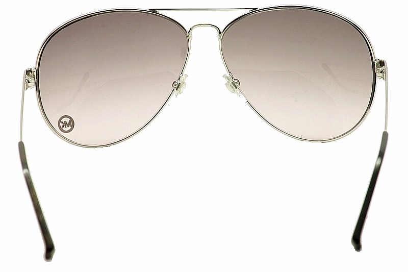 d8c042f4a5a35 Michael Kors Lola M-2058-S M2058S Aviator Sunglasses 63mm by Michael Kors