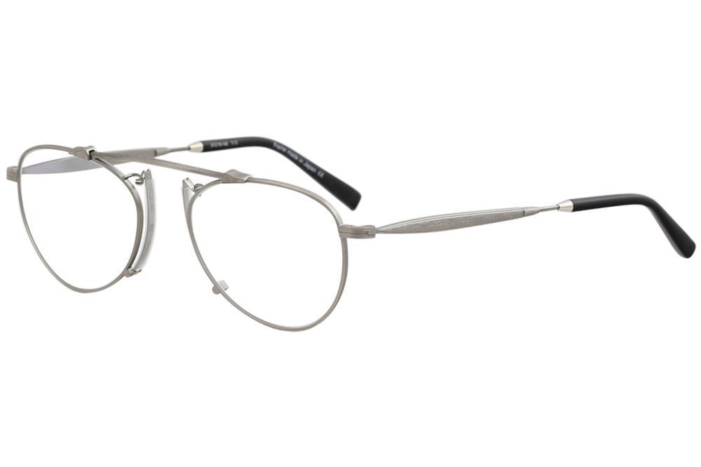 81166c17660 Matsuda Eyeglasses M3036 M 3036 AS Antique Silver Full Rim Optical ...
