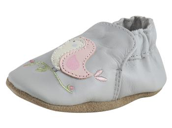 Robeez Soft Soles Infant Girl's Bird Buddies Shoes