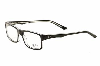 842cb474520 Ray-Ban Eyeglasses RB5245 5245 2034 Black RayBan Optical Frame by Ray Ban
