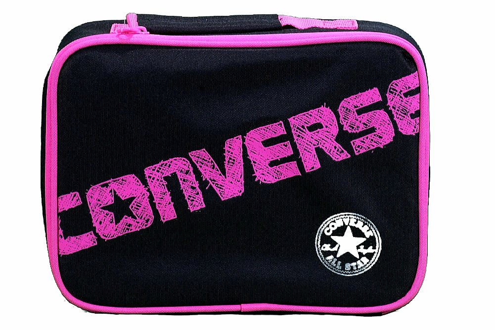 1ffd48849b6 Converse Girl s 4A5127 Insulated Lunch Bag