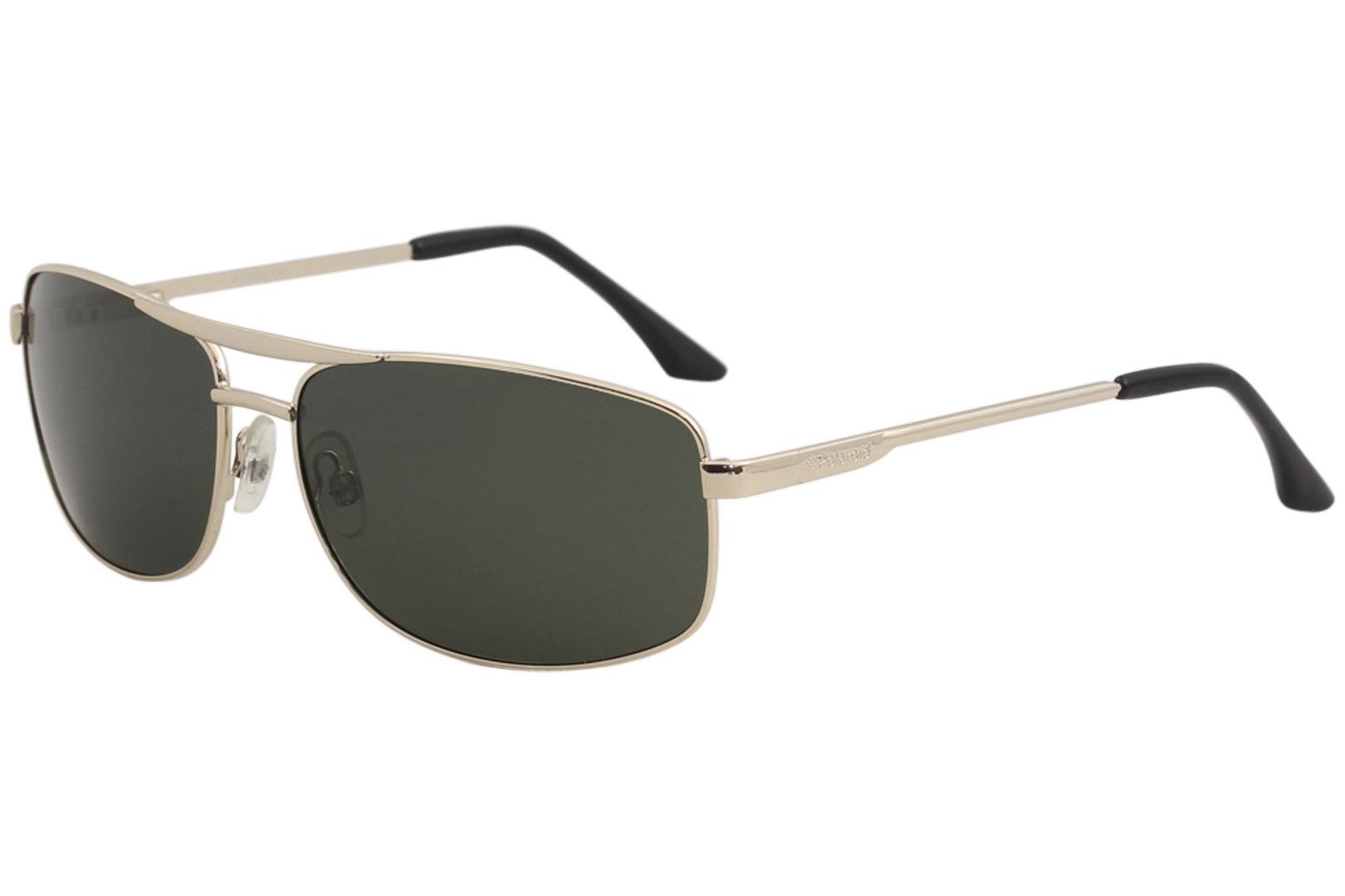 299f31c1cffd Polaroid Men's PLD2017S PLD/2017/S Fashion Pilot Polarized Sunglasses