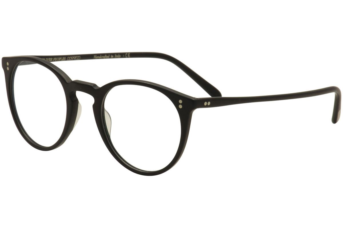 0a9bffe88f10 Oliver Peoples Men's OV5183 OV/5183 O'Malley Full Rim Optical Frame