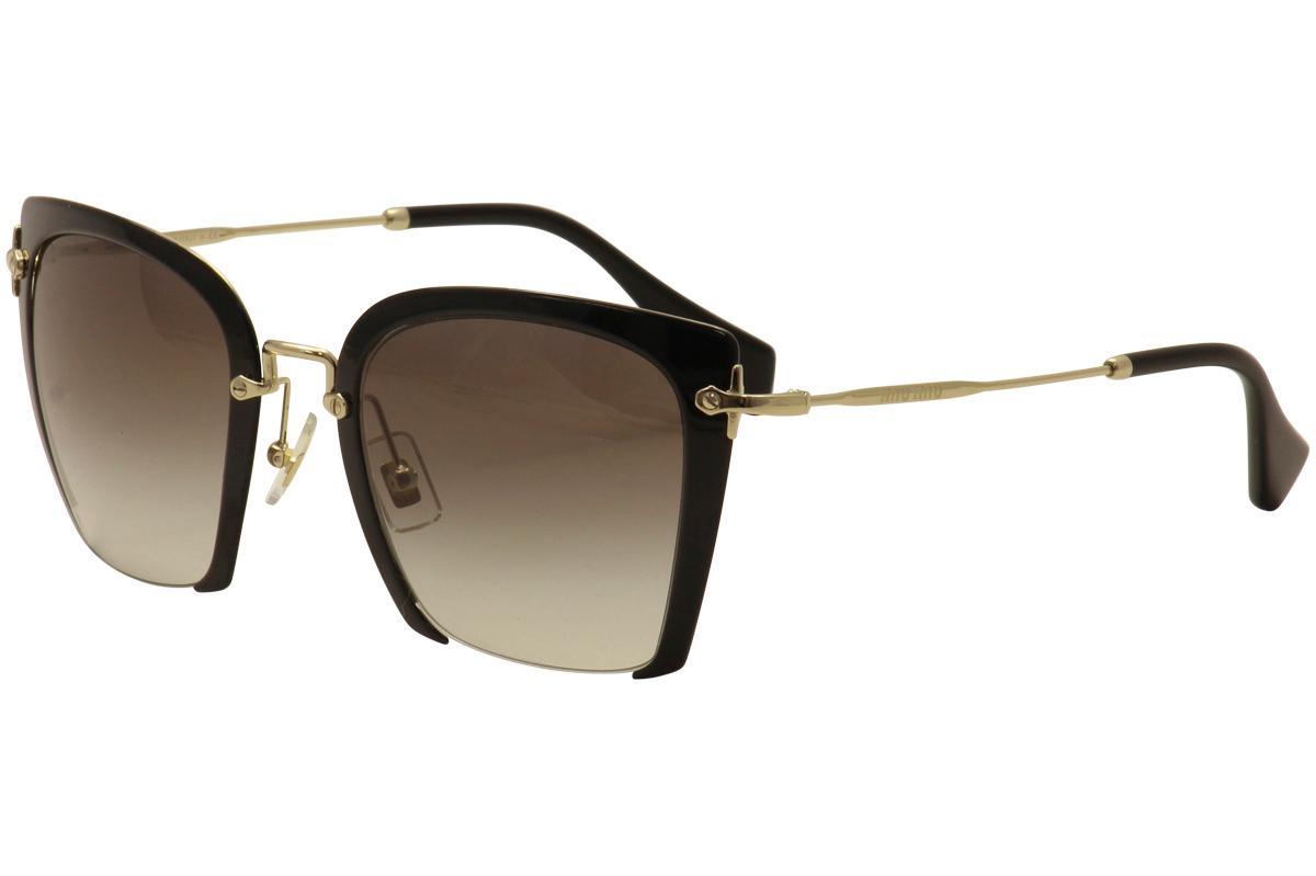 f451fdc96f Miu Miu Women s SMU52R SM U52R Fashion Sunglasses