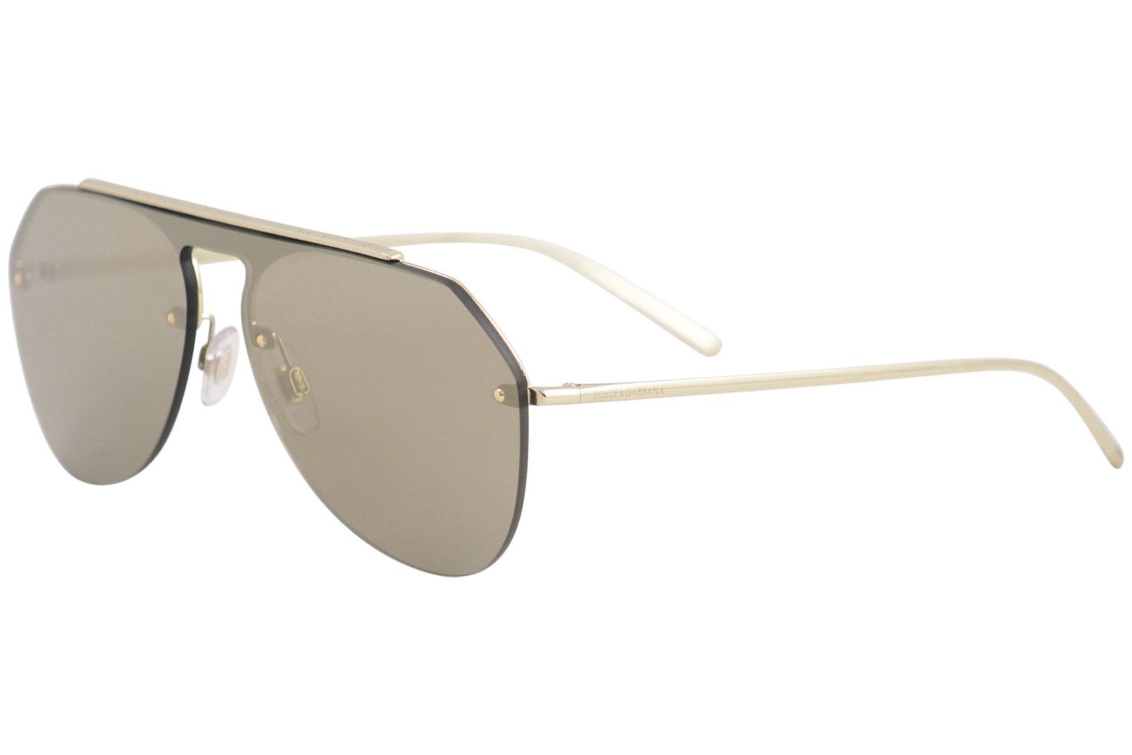 7db0a73ca7b9 Dolce   Gabbana Men s D G DG2213 DG 2213 Fashion Pilot Sunglasses by Dolce    Gabbana