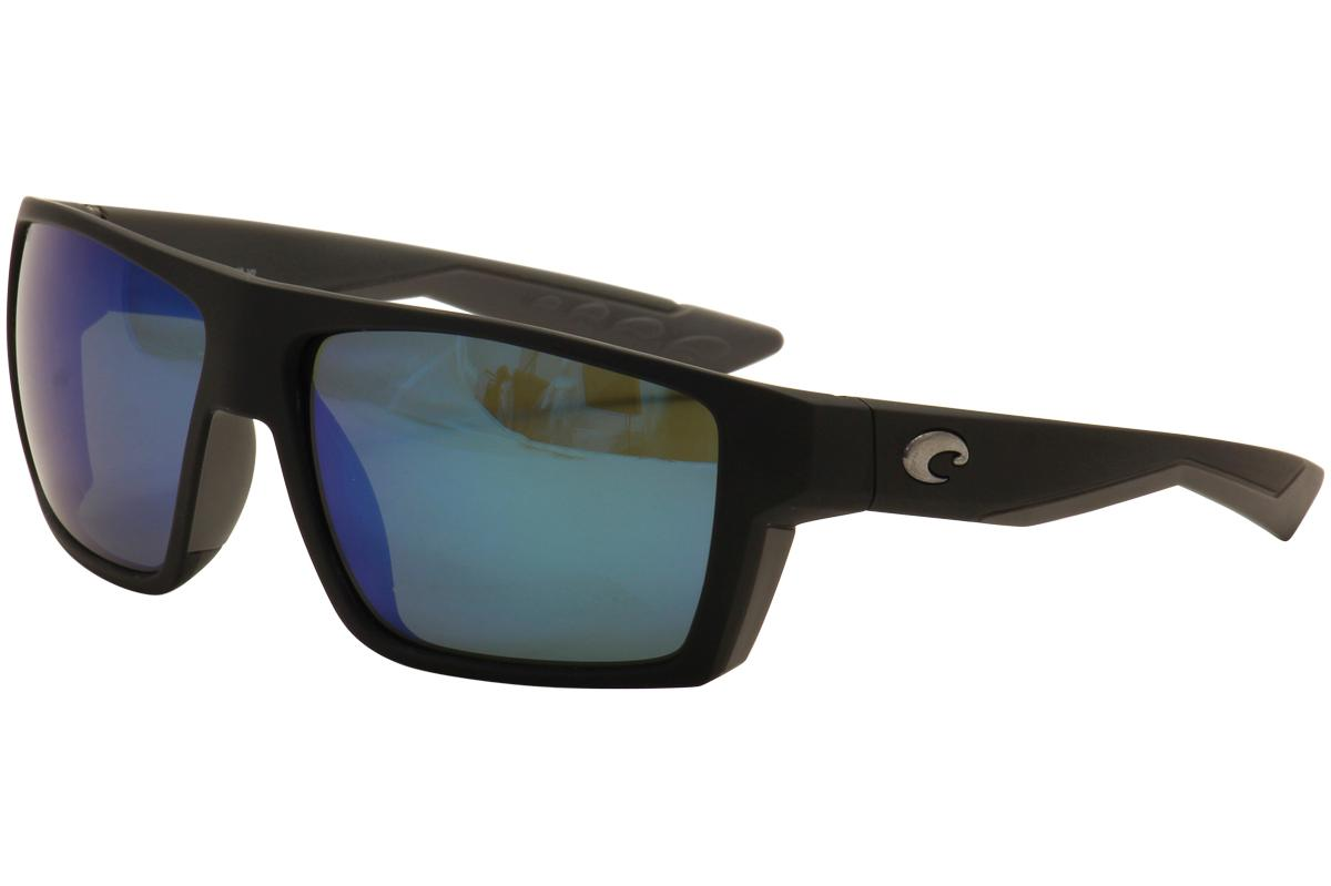 02ecb42647 Costa Del Mar Men s Bloke Sport Polarized Sunglasses