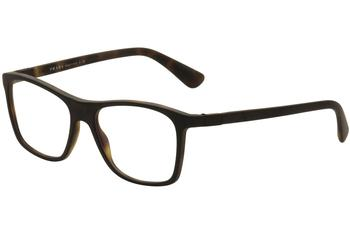Prada Men's Eyeglasses VPR05S VPR/05/S 1AB/1O1 Optical Frame
