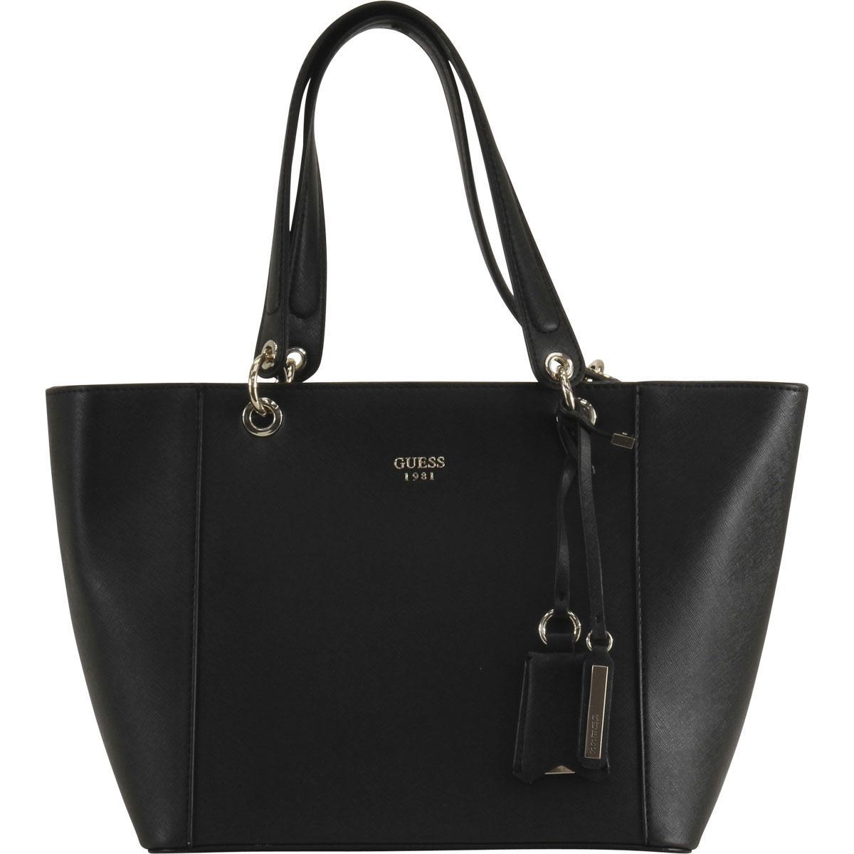 Guess Women's Kamryn Saffiano Tote Handbag