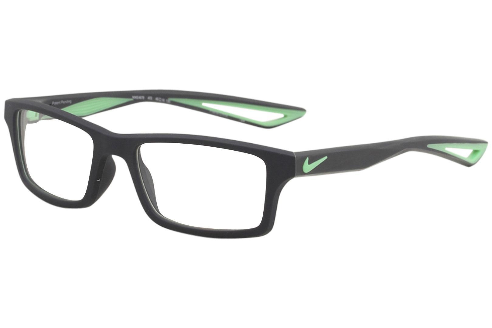dc468f904f67 Nike Youth Boy s Eyeglasses 4678 Full Rim Flexon Optical Frame