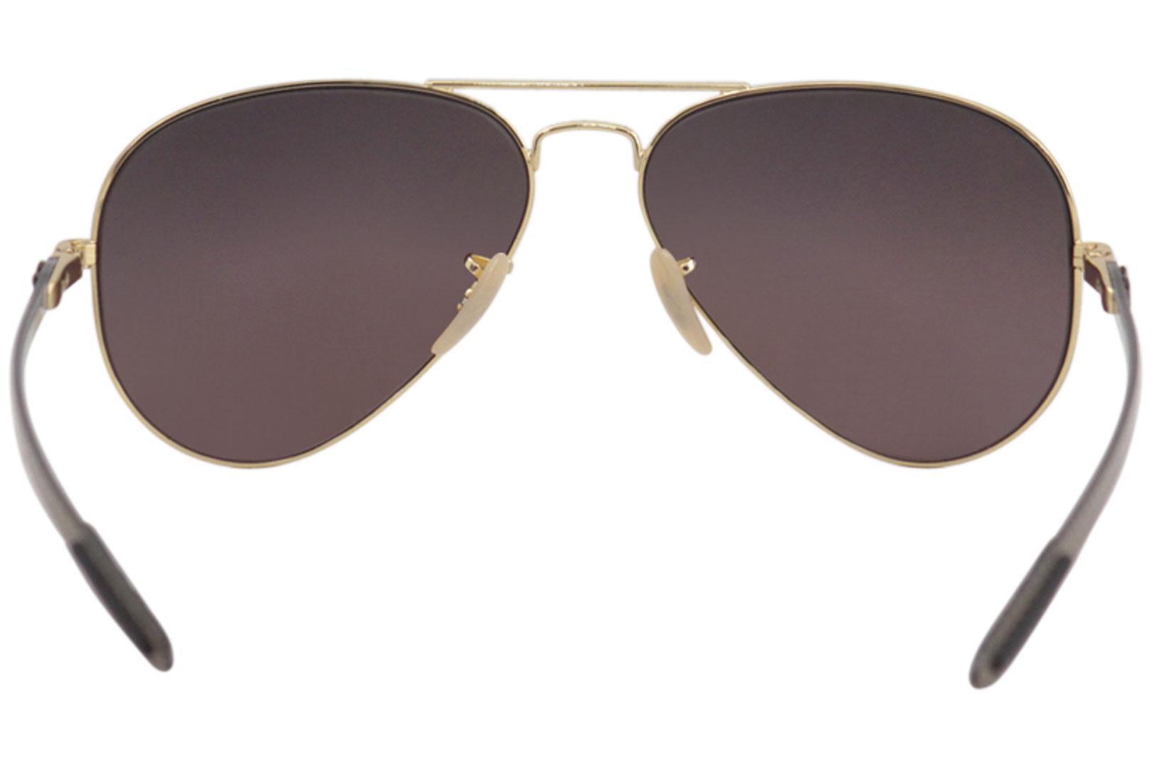 ed62990829 Ray Ban Men s Chromance RB8317CH RB 8317 CH Pilot RayBan Polarized  Sunglasses by Ray Ban. 12345