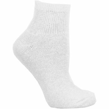 Fruit Of The Loom Women's 6 Pair Cushioned Ankle Socks F4086  UPC: