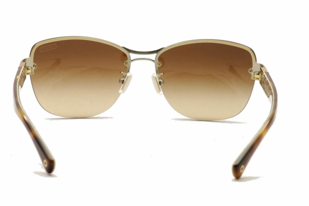 5ea32a49e67b Coach Women's Hayley HC7013B HC/7013B Square Sunglasses 59mm by Coach