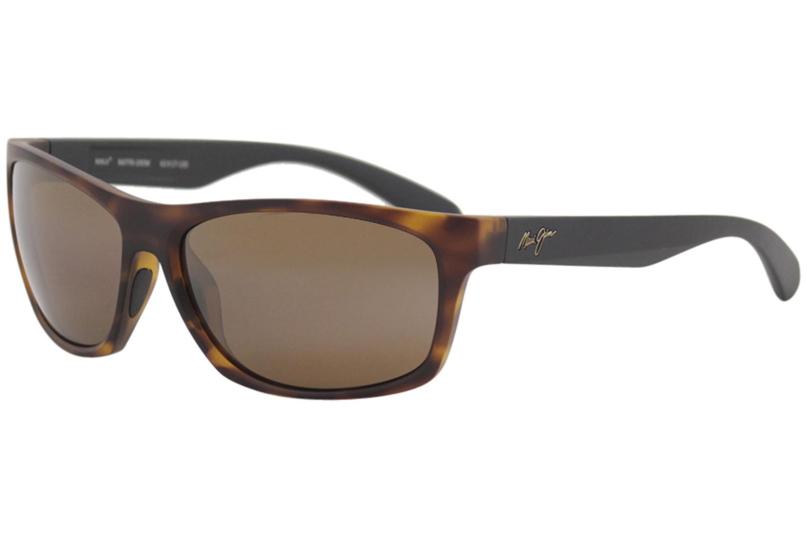 ab19199535 Maui Jim Men sTubmleland MJ770 MJ 770 Fashion Square Sunglasses