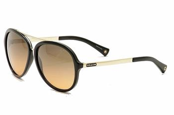 Coach Women s Kendra HC HC 8054 8054 Pilot Aviator Sunglasses 59mm 59-14-135mm